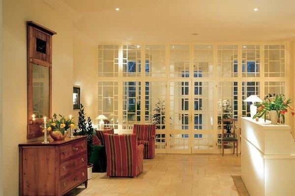 Hotel Friedrich Franz Palais - фото 17
