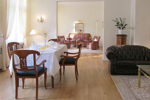 Hotel Friedrich Franz Palais - фото 7