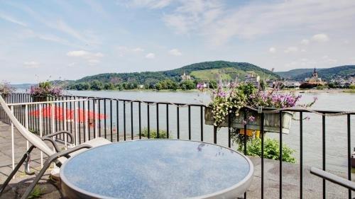 Hotel Rhein-Residenz - фото 18