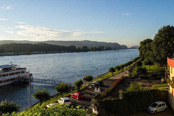 Hotel Rhein-Residenz - фото 23
