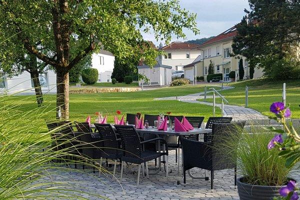 Landhotel Sonnenhalde - фото 19