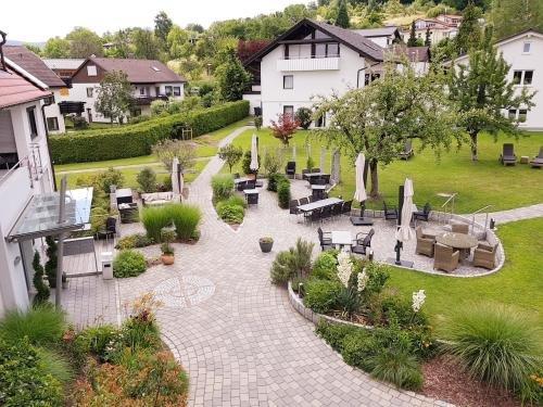 Landhotel Sonnenhalde - фото 20