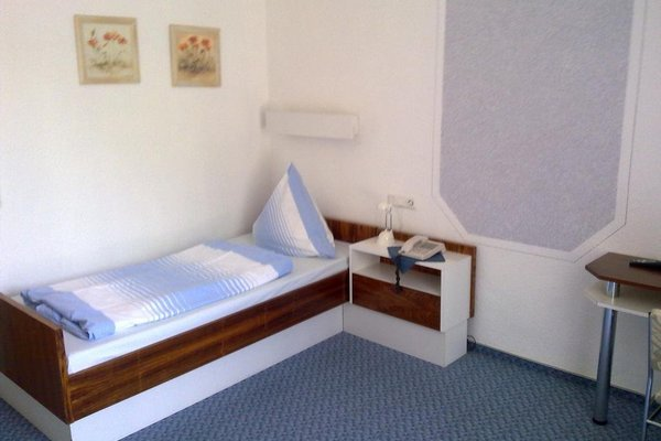 Hotel Diana Garni - фото 4
