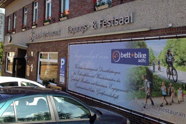 Гостиница «RESTAURANT KRONENBURG», Бад-Бентхайм