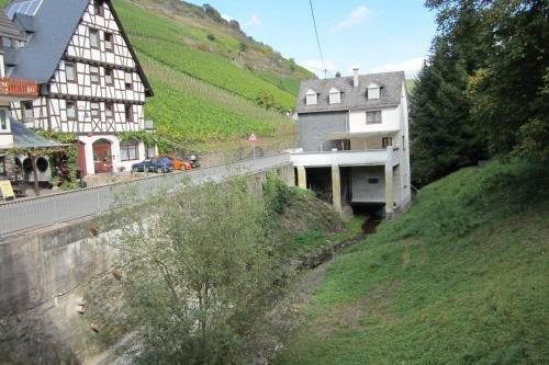 Hotel-Cafe-Burg Stahleck - фото 21