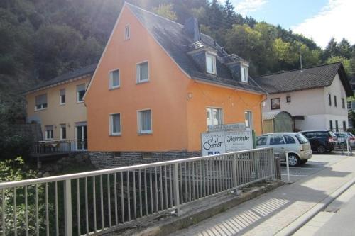 Hotel-Cafe-Burg Stahleck - фото 22