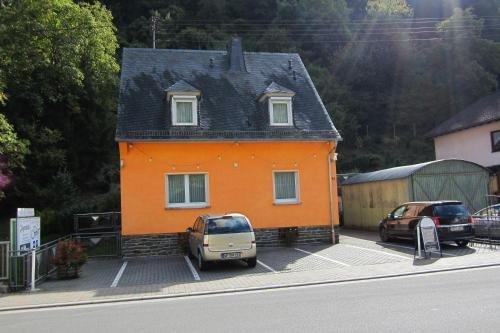 Hotel-Cafe-Burg Stahleck - фото 23