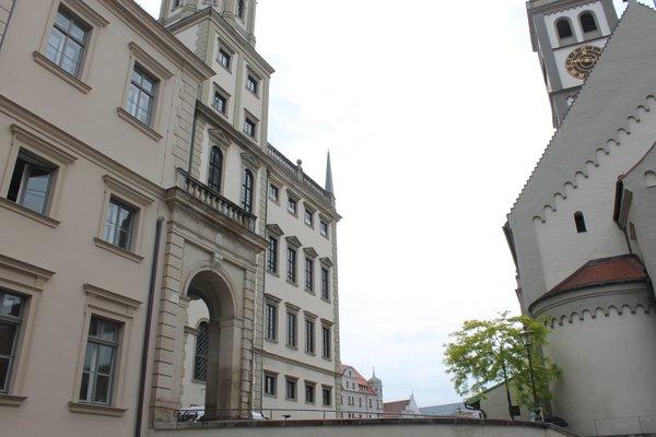 Hotel am Rathaus - фото 20