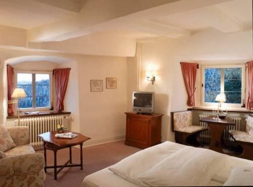 Hotel und Restaurant Burg Schnellenberg - фото 8