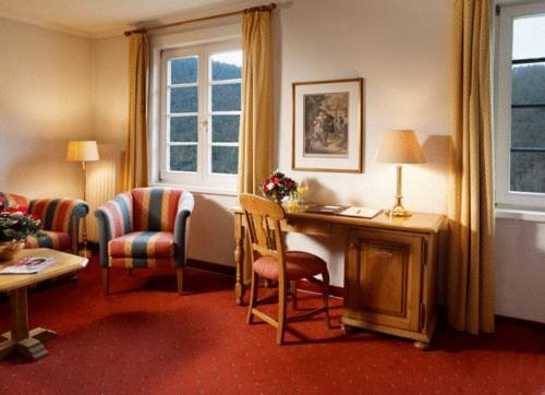 Hotel und Restaurant Burg Schnellenberg - фото 9