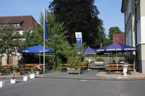 Hotel Pfaffenmuhle Aschaffenburg/ Damm - фото 20