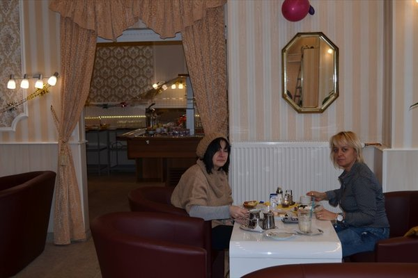 Hotel Cafe Fischer - фото 11
