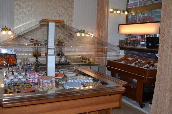 Hotel Cafe Fischer - фото 19