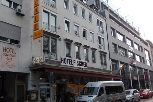 Hotel Cafe Fischer - фото 23