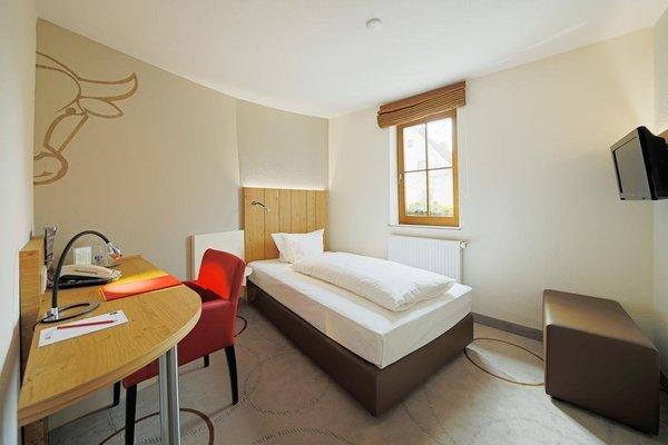 Zum Goldenen Ochsen, Hotel & Gasthaus am Schlossgarten - фото 4