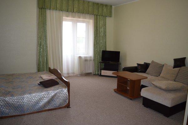 Гостиница Золотой Джин - фото 3