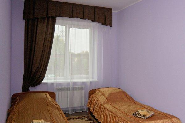 Гостиница Золотой Джин - фото 5