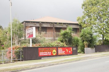 Buranda Lodge