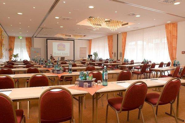 Best Western Hotel Alzey - фото 17