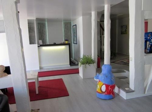 Hotel Altes Pfarrhaus - фото 14