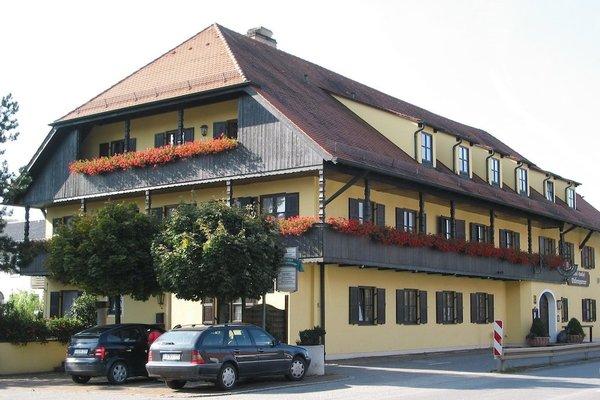 Hotel-Gasthof Wadenspanner - фото 17
