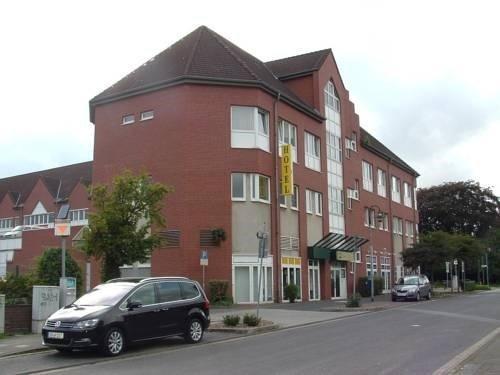 City Hotel Alsdorf - фото 20