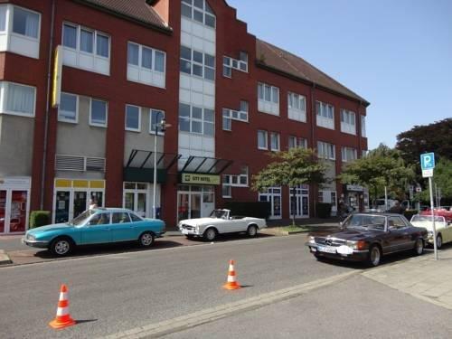 City Hotel Alsdorf - фото 21