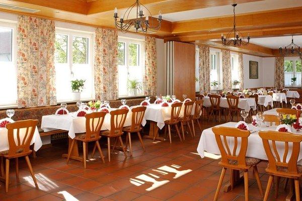 Hotel Landgasthof Gschwendtner - фото 11