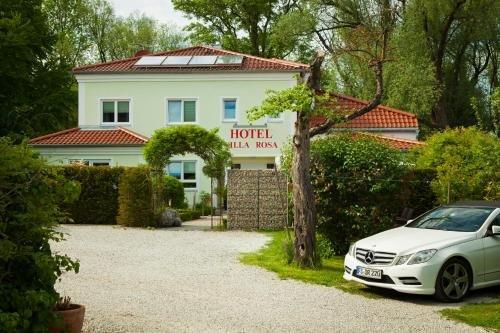 Hotel Villa Rosa - фото 21