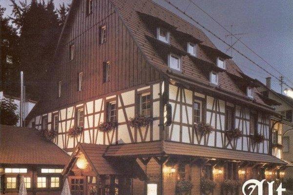 Hotel Alt Ebingen - фото 7