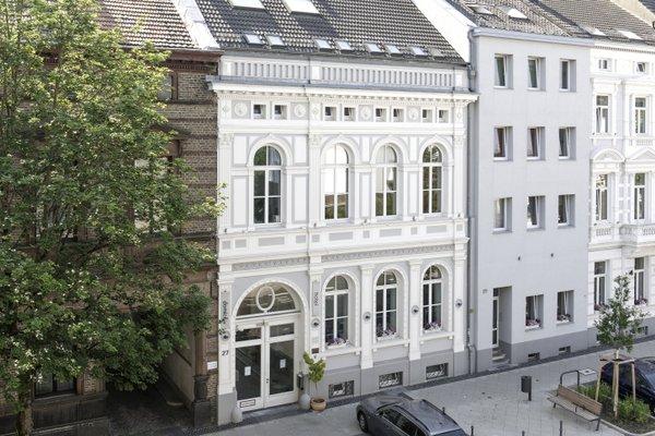 domicil Residenz Hotel Bad Aachen - фото 20
