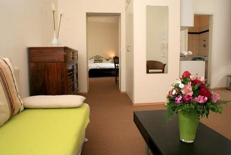 domicil Residenz Hotel Bad Aachen - фото 7