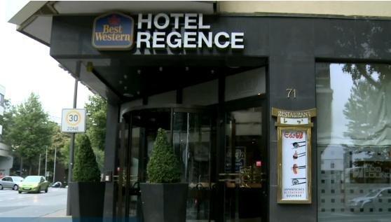 Best Western Hotel Regence - фото 20