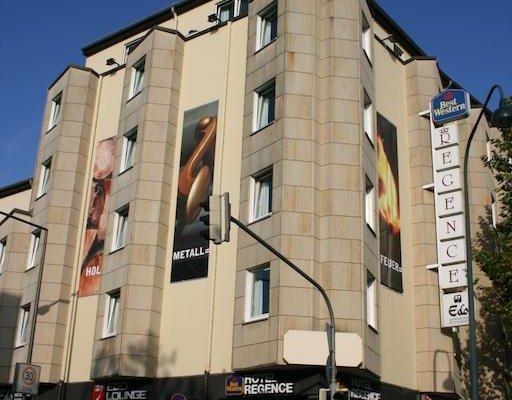 Best Western Hotel Regence - фото 22