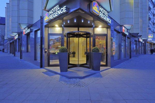 Best Western Hotel Regence - фото 23