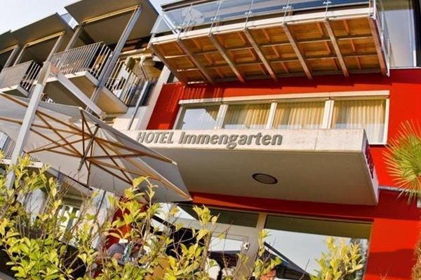 Bodenseehotel Immengarten - фото 20