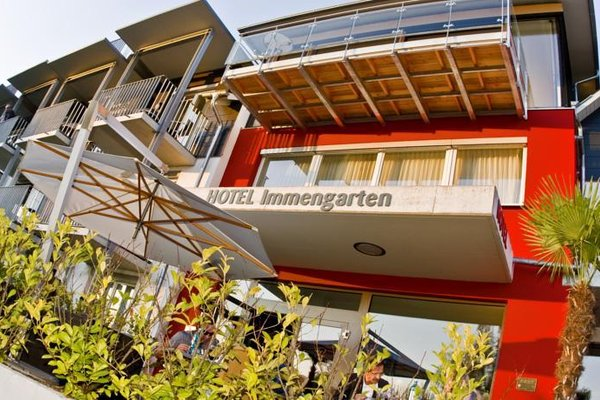 Bodenseehotel Immengarten - фото 21