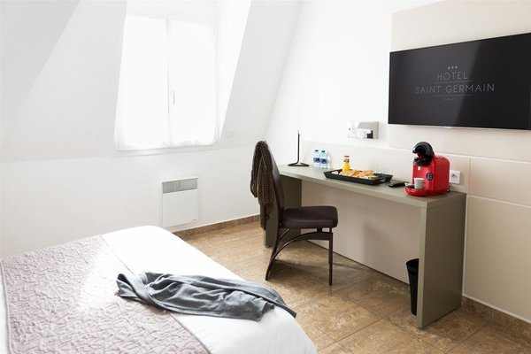 Hotel Le Saint Germain - фото 5