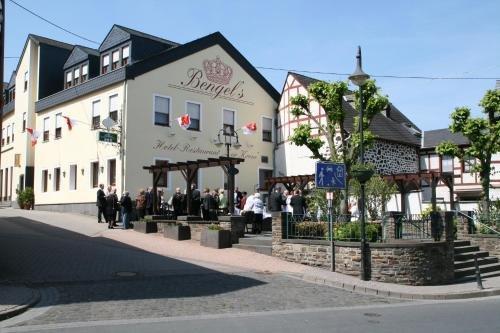 Bengel's Hotel-Restaurant zur Krone - фото 19