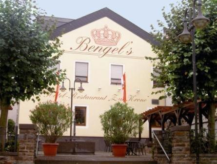 Bengel's Hotel-Restaurant zur Krone - фото 21