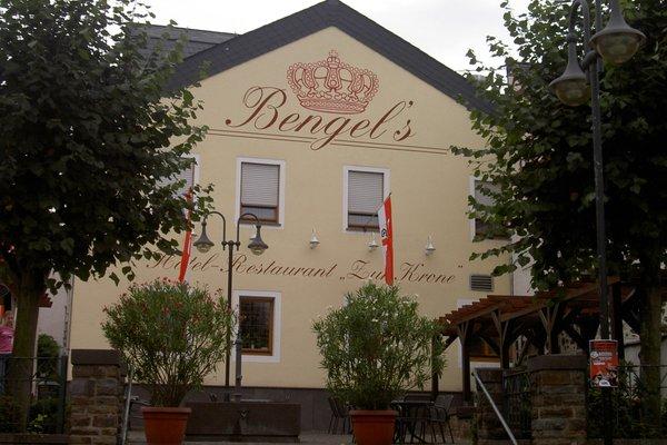 Bengel's Hotel-Restaurant zur Krone - фото 22