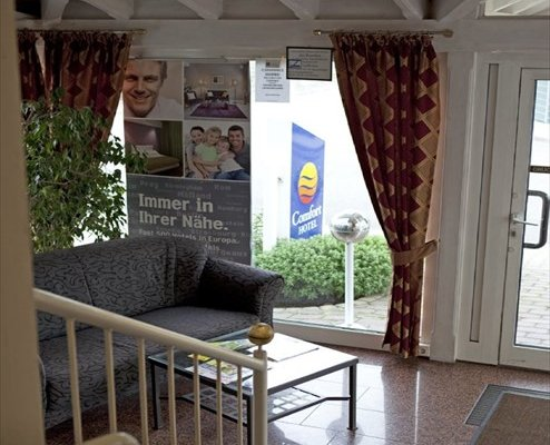 Comfort Hotel Frankfurt Airport - фото 18