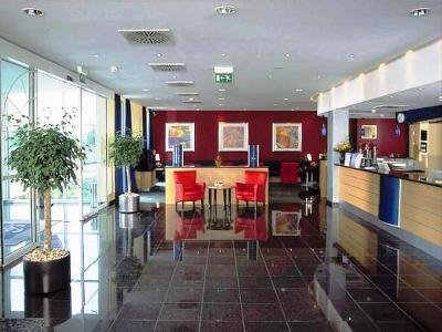 Holiday Inn Express Frankfurt Airport - фото 6