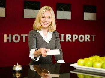 Smart Stay Hotel Frankfurt Airport - фото 15