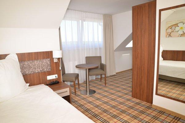 Smart Stay Hotel Frankfurt Airport - фото 2