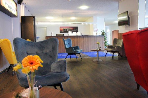 Smart Stay Hotel Frankfurt Airport - фото 8