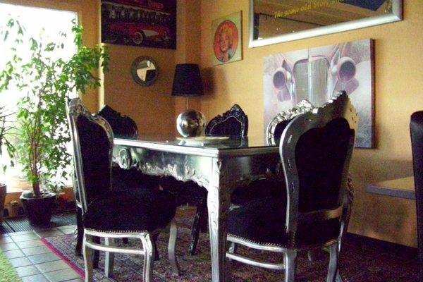 Fritzis Art Hotel - фото 14