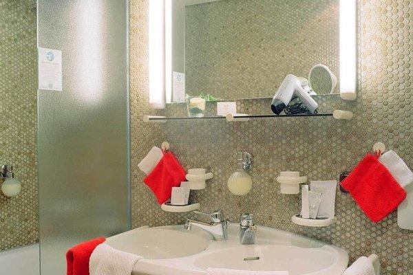 Stadt-gut-Hotel Filderhotel - фото 9