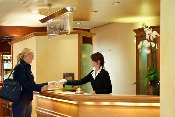 Hirsch Hotel - фото 16