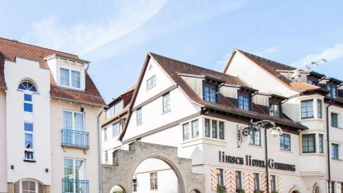 Hirsch Hotel - фото 22